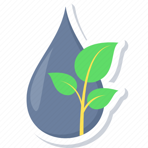 energy, water icon