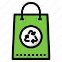 conservation, ecology, recycle, reduce, reuse icon