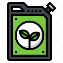 ecology, energy, gasoline, power, technology icon