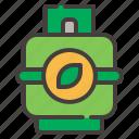 eco, gas, cylinder, fuel, petrol, energy, tank
