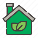 eco, house, home, green, ecology, nature, real estate