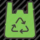 plastic, bag, environment, ecology, recycle, shopping bag, eco