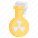 atomic, eco, ecology, energy, nature, nuclear, radiation icon