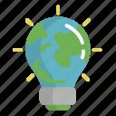 earth, ecology, energy, green, light earth