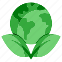earth, ecology, globe, leaves, nature, planet, world