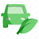 automobile, car, ecology, environment, leaf, transport, vehicle
