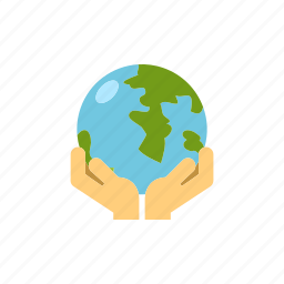 environmental conservation, green, life, nature, protection, sustainable, world icon