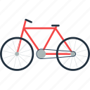 bicycle, bike, design, eco, ecological, ecology, nature icon