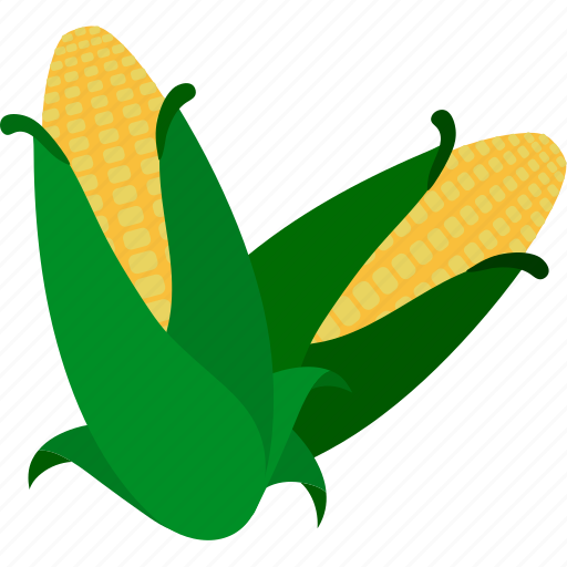 corn, corp, ecology, leaf, maize, nature, vegetable icon