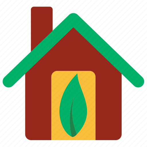 design, eco, ecological, ecology, home, leaf, nature icon