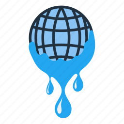 drop, ecology, economy, nature, planet, save, water icon
