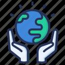 ecology, planet, green, globe