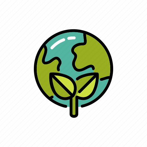 earth, eco planet, environment, green, nature, protection, save icon