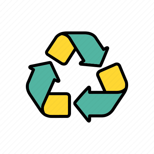 conservation, eco, ecology, environment, recycle, reuse, symbol icon