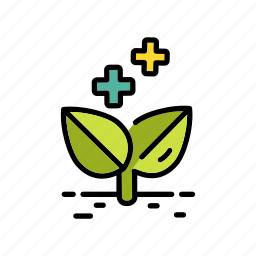ecology, environment, grow, nature, plant, reforestation, tree icon