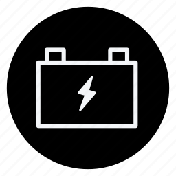 battery, charge, ecology, electric, energy, environment, nature icon