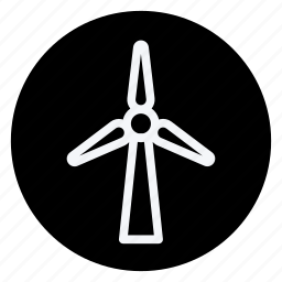 ecological, ecology, energy, environment, green, nature, wind mill icon