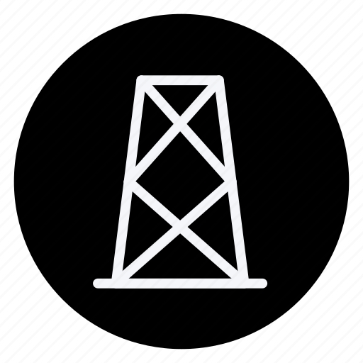 ecological, ecology, electricity, energy, nature, power, tower icon