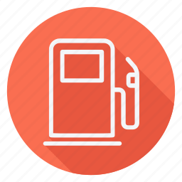 ecological, ecology, filling, gasoline, green, oil, petrol icon