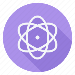 atom, atom symbol, ecological, ecology, energy, environment, nature icon