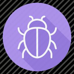 bug, ecological, ecology, energy, environment, green, nature icon
