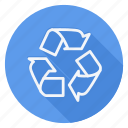 ecological, ecology, energy, environment, green, nature, recycling icon