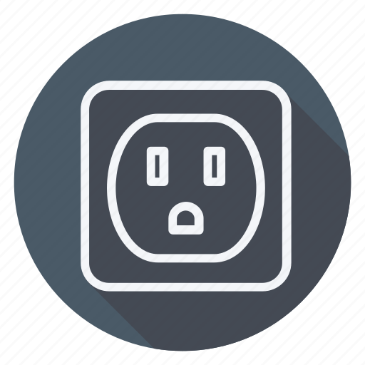 ecological, ecology, energy, environment, green, nature, socket icon