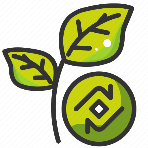 ecology, green, leaf, nature, recycle, refresh, sync icon