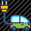 ecology, environment, electric, eco, car