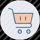 basket, cart, ecommerce, shopping, shopping basket icon