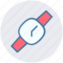 clock, hand, hand watch, smart watch, time, watch icon