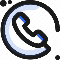 call, center, help, phone, ring icon