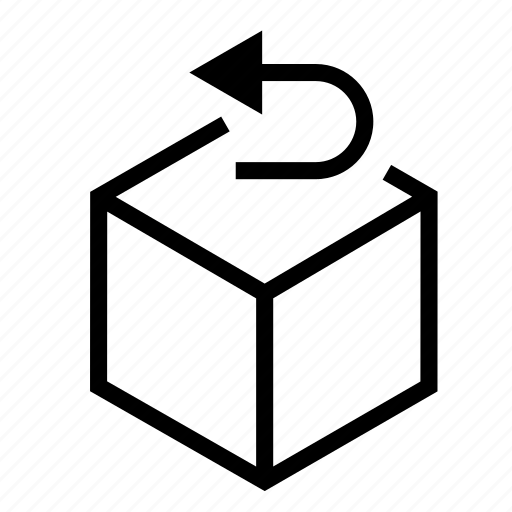 return, return of the package, returns, shipping icon