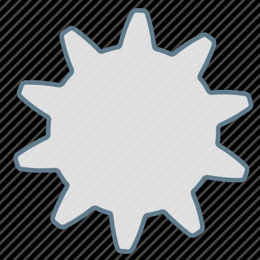 account, account settings, back office settings, backend settings, settings, shop icon
