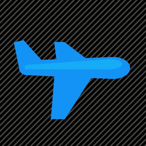 air, air parcel, delivery, express, flight, parcel, plane icon