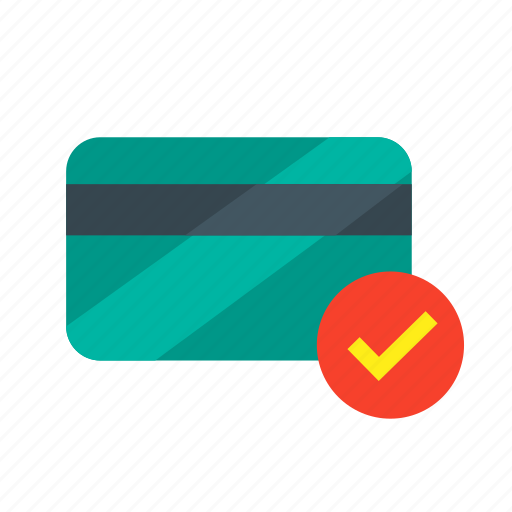 accepted, accepted card, added, captured, card, credit card, payment icon