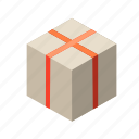 gift, pack, packing, parcel, present, purchase, wraping icon