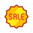 clearance sale, closing sale, liquidation sale, price cuts, promotion, sale, sell-out icon