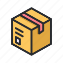 ecommerce, shop, business, store, internet, package, box