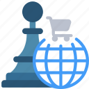 chess, ecommerce, internet, strategy