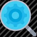 ecommerce, engine, optimisation, search, seo icon