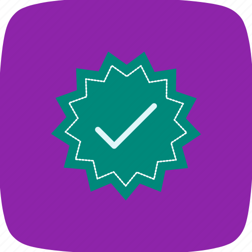 document, law, post, qualify, rubber, stamp, yes icon