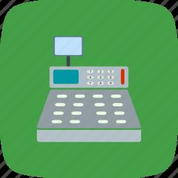buy, cash counter, cash machine, e commerce icon