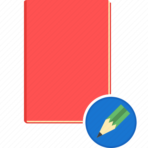 book, document, documents, edit, pencil, text, write icon