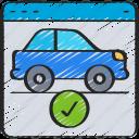 buy, car, ecommerce, online, vehicle, website