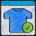 buy, clothing, ecommerce, online, shopping, tshirt