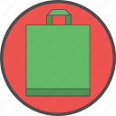 bag, business, cart, ecommerce, goods, shopping, suitcase icon