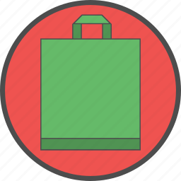 bag, business, cart, ecommerce, goods, shopping, suitcase icon
