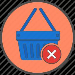 basket, buy, cart, ecommerce, sale, shop, shopping icon
