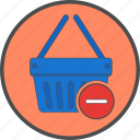 basket, buy, cart, ecommerce, sale, shop, shopping icon